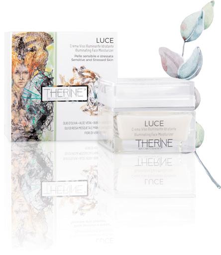 Luce - illuminating face moisturizer