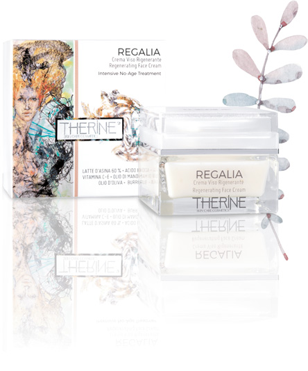 Regalia - regenerating face cream