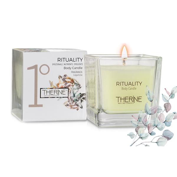 Rituality n°1 - body candle