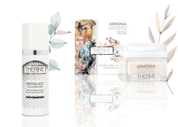 Elisir purificante Neroluce + Armonia | Therine Skin Care